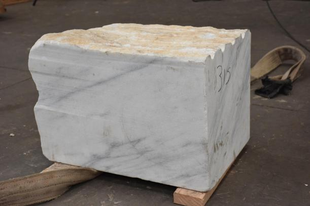 Small Marble Block