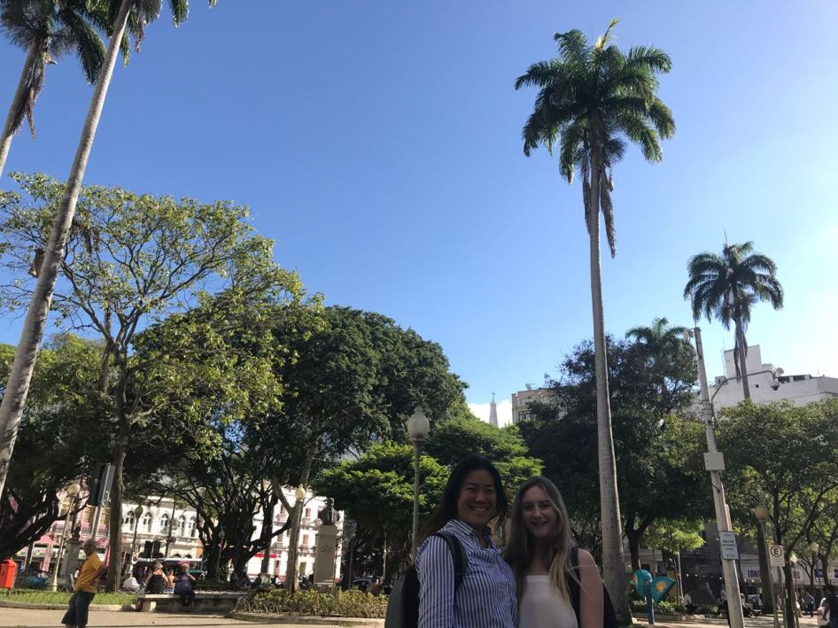 Brothers in Granite - Trip to Brazil (2)