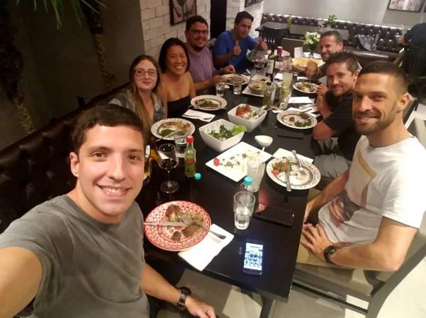 Brothers in Granite - Trip to Brazil (6)
